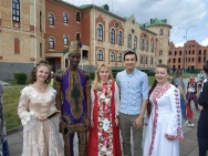 FOREIGN STUDENTS TOOK PART IN THE CELEBRATION OF THE RUSSIAN LANGUAGE DAY