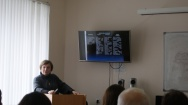 Public Lecture of Vice-President of the Russian Political Science Association